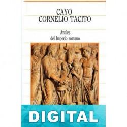 Anales del Imperio romano Cayo Cornelio Tácito