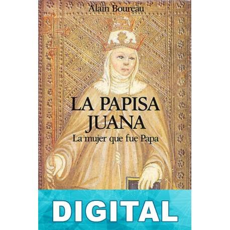 La papisa Juana Alain Boureau