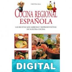 Cocina regional española Cristina Sala Carbonell