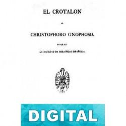 El Crótalon Cristóbal de Villalón
