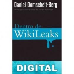 Dentro de Wikileaks Daniel Domscheit-Berg
