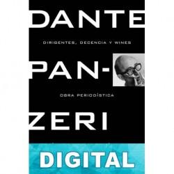 Dirigentes, decencia y wines Dante Panzeri