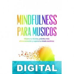 Mindfulness para músicos David Álvarez