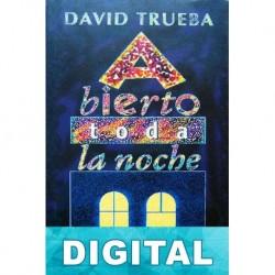 Abierto toda la noche David Trueba