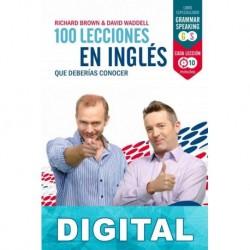 100 lecciones en inglés que deberías conocer David Waddell & Richard Brown