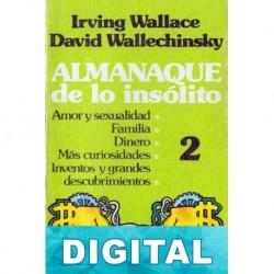 Almanaque de lo insólito 2 David Wallechinsky & Irving Wallace