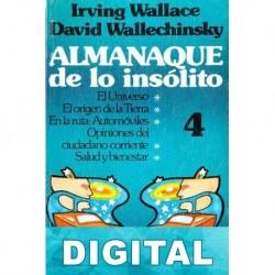 Almanaque de lo insólito 4 David Wallechinsky & Irving Wallace