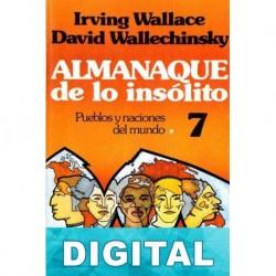 Almanaque de lo insólito 7 David Wallechinsky & Irving Wallace