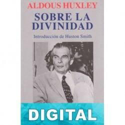 Sobre la divinidad Aldous Huxley