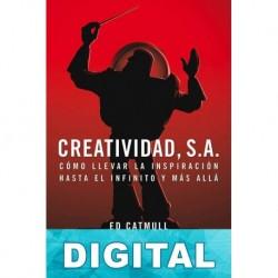 Creatividad, S.A. Ed Catmull