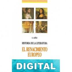 El Renacimiento literario europeo Eduardo Iáñez