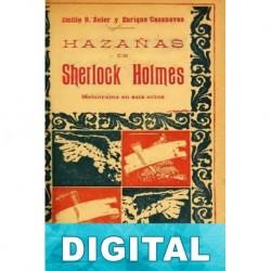Hazañas de Sherlock Holmes Emilio Graells Soler & Enrique Casanovas