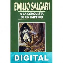 A la conquista de un imperio Emilio Salgari