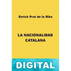 La nacionalidad catalana Enric Prat de la Riba