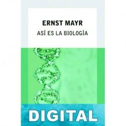 Así es la biología Ernst Mayr