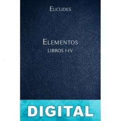 Elementos Libros I-IV Euclides