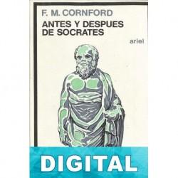 Antes y después de Sócrates F. M. Cornford