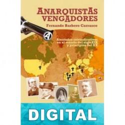 Anarquistas vengadores Fernando Barbero Carrasco