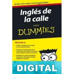 Inglés de la calle para Dummies Florence Savary