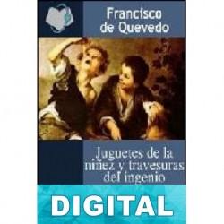 Juguetes de la niñez Francisco de Quevedo
