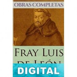 Obras completas Fray Luis de León
