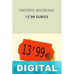 13,99 Euros Frédéric Beigbeder