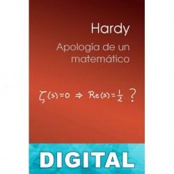 Apología de un matemático G. H. Hardy