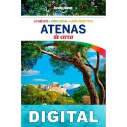 Atenas de cerca 3ª Ed. Alexis Averbuck