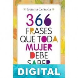 366 frases que toda mujer debe saber Gemma Cernuda