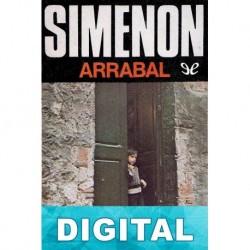 Arrabal (Ed. F. Cañameras) Georges Simenon
