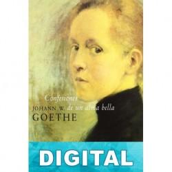 Confesiones de un alma bella Goethe