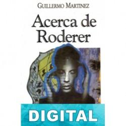 Acerca de Roderer Guillermo Martínez