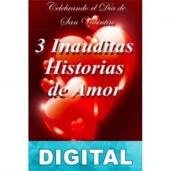 3 inauditas historias de amor Irulan Romay