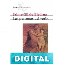 Las personas del verbo Jaime Gil de Biedma