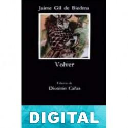 Volver Jaime Gil de Biedma