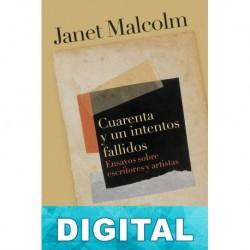 Cuarenta y un intentos fallidos Janet Malcolm