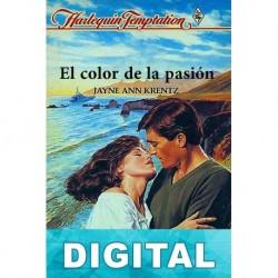 El color de la pasión Jayne Ann Castle Krentz