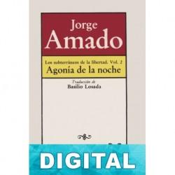 Agonía de la noche Jorge Amado