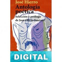 Antología poética José Hierro