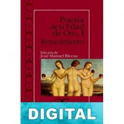 Poesia española del siglo XVI antes de Garcilaso Jose Manuel Blecua