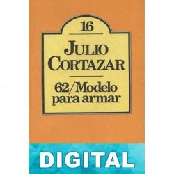 62/ Modelo para armar Julio Cortázar