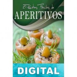27 recetas fáciles de aperitivos Karina Di Geronimo & Leonardo Manzo