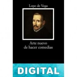 Arte nuevo de hacer comedias Lope de Vega