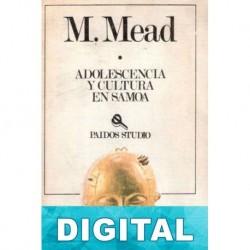 Adolescencia, sexo y cultura en Samoa Margaret Mead