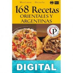 168 recetas orientales y argentinas