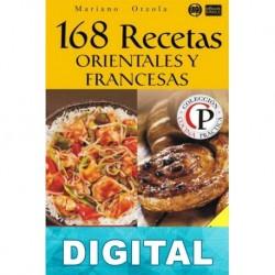 168 recetas orientales y francesas Mariano Orzola