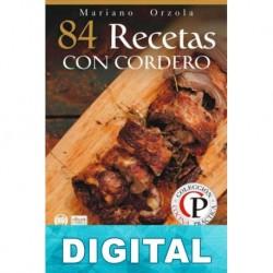 84 recetas con cordero Mariano Orzola