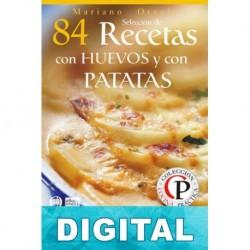84 recetas con huevos y con patatas Mariano Orzola