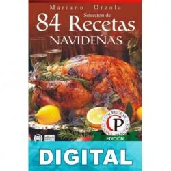 84 recetas navideñas - Primeros y segundos platos Mariano Orzola