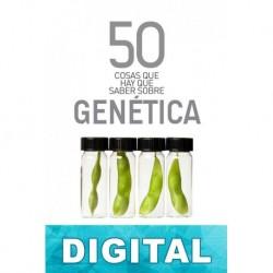 50 cosas que hay que saber sobre genética Mark Henderson